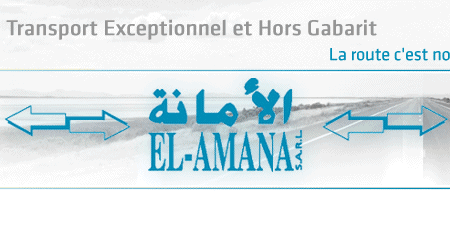 transport hors gabarit algerie